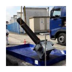 Bac de rétention 1500 litres souple