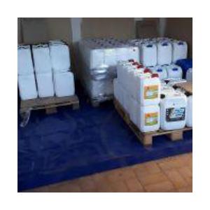 Bac de rétention 3750 litres souple avec renfort