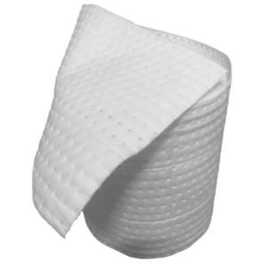 Rouleau, absorbant fibre de polypropylène pour hydrocarbures