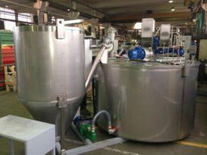 Stations de coagulation manuelles et automatiques