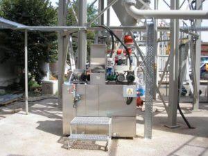 Stations de floculation manuelles et automatiques