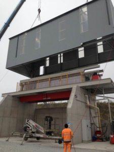 Structure de couverture / logement